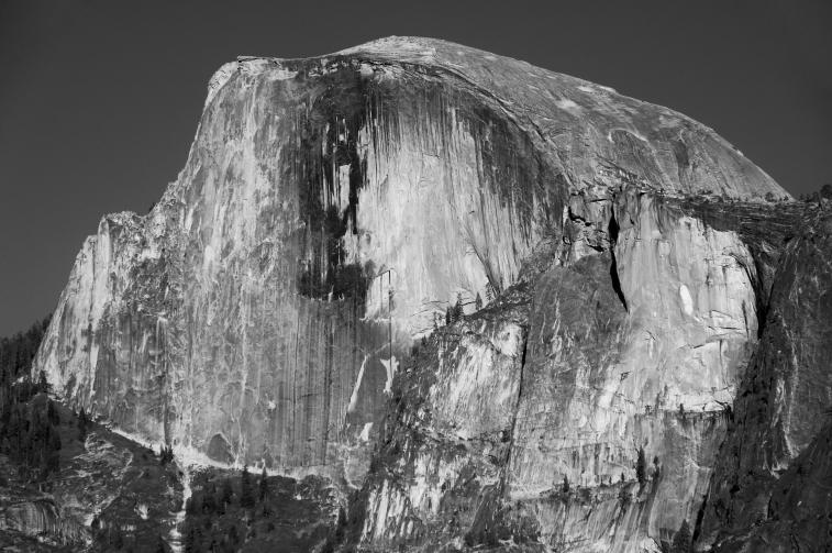 2 - Half Dome at Sunset